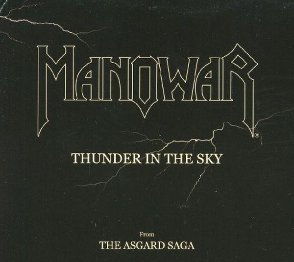 Thunder In The Sky - MANOWAR