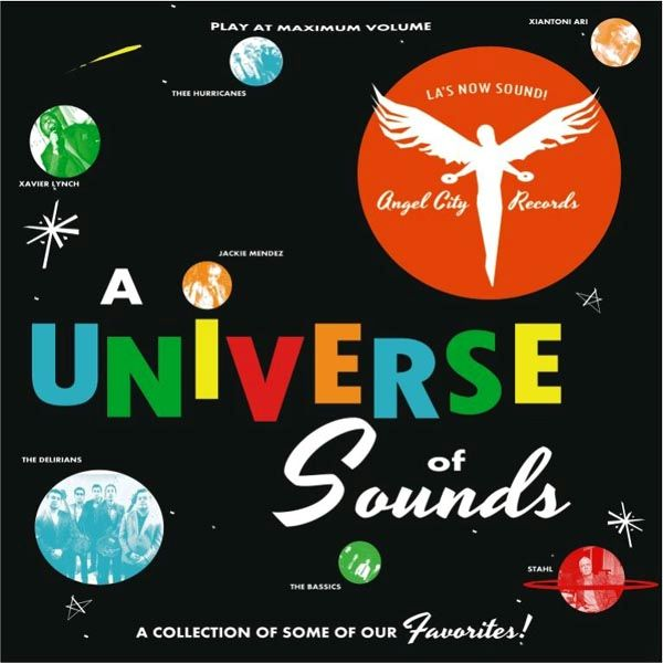 A UNIVERSE OF SOUNDS