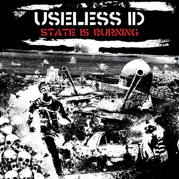 USELESS ID - STATE IS BURNING