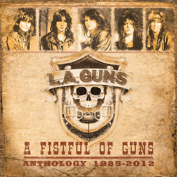 A FISTFUL OF GUNS; ANTHOLOGY 1985-2012