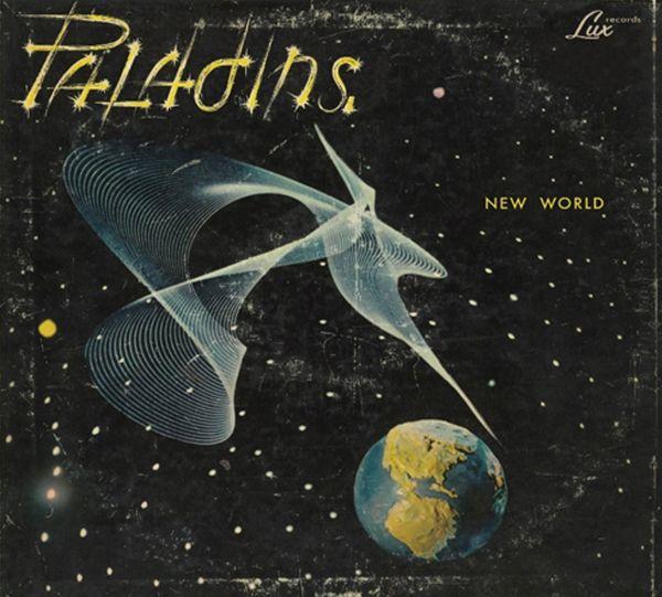 THE PALADINS - NEW WORLD