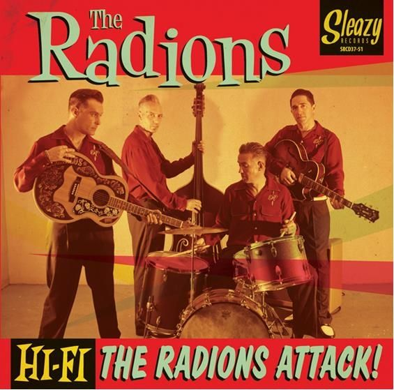 THE RADIONS ATTACK!