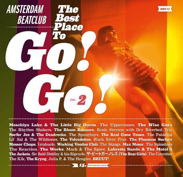 THE BEST PLACE TO GO! GO! 2 - VARIOUS