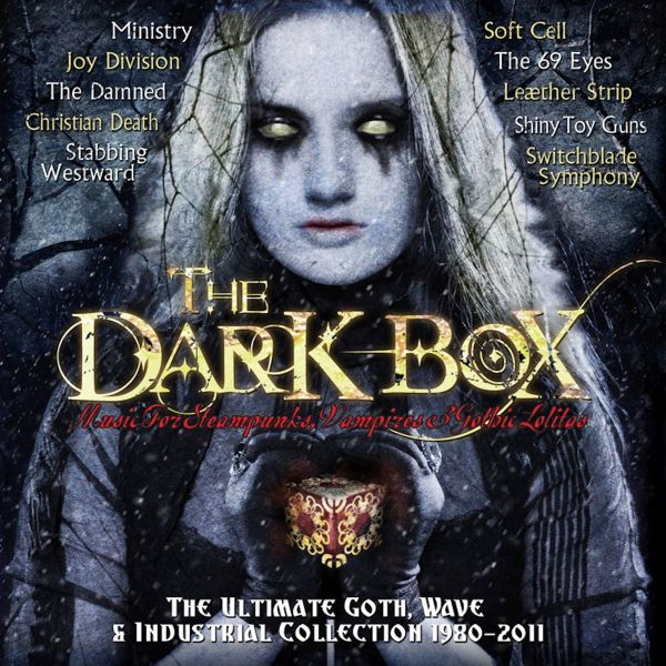 DARK BOX: THE ULTIMATE GOTH, WAVE & INDUSTRIAL