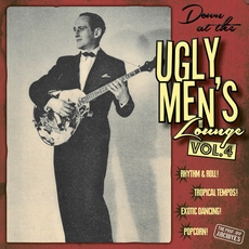 UGLY MEN'S LOUNGE 4 (+CD)