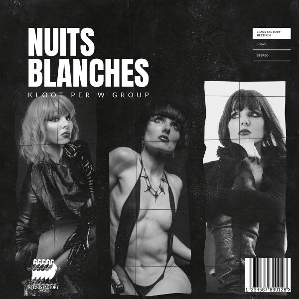 "NUITS BLANCHES (10"")"