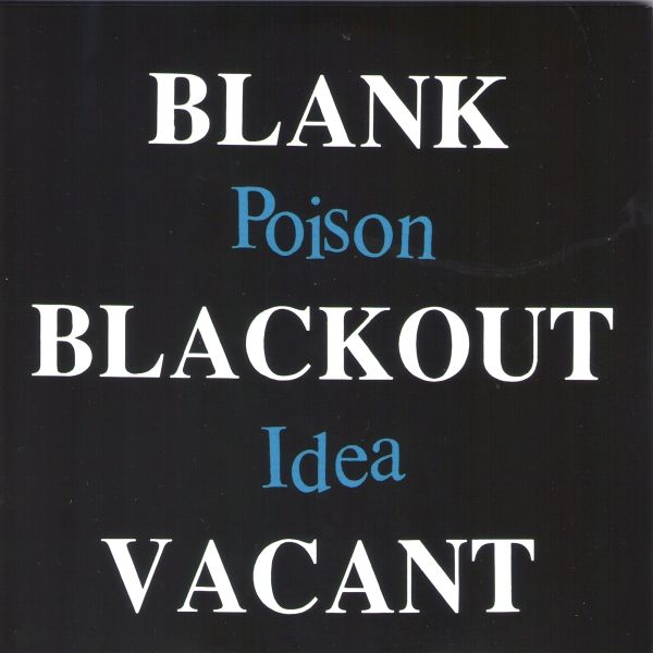 BLANK...BLACKOUT...VACANT